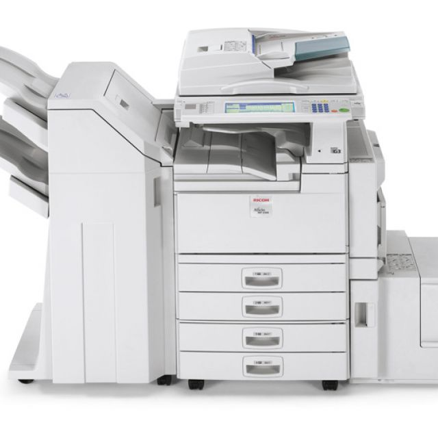 Ricoh Aficio MP C4500 Copier