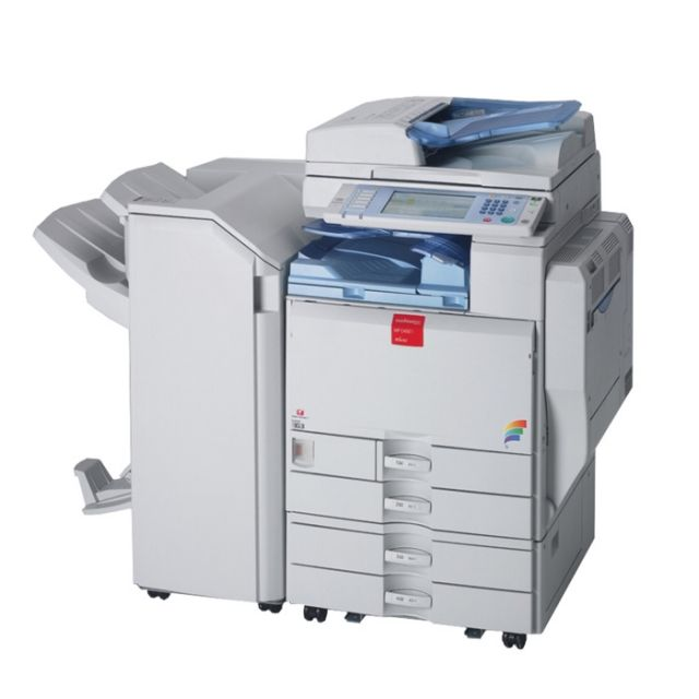 Ricoh Aficio MP C4501 Copier