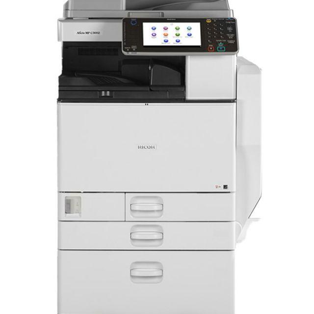 Ricoh Aficio MP C4502 - Ricoh copiers Chicago - Color MFP