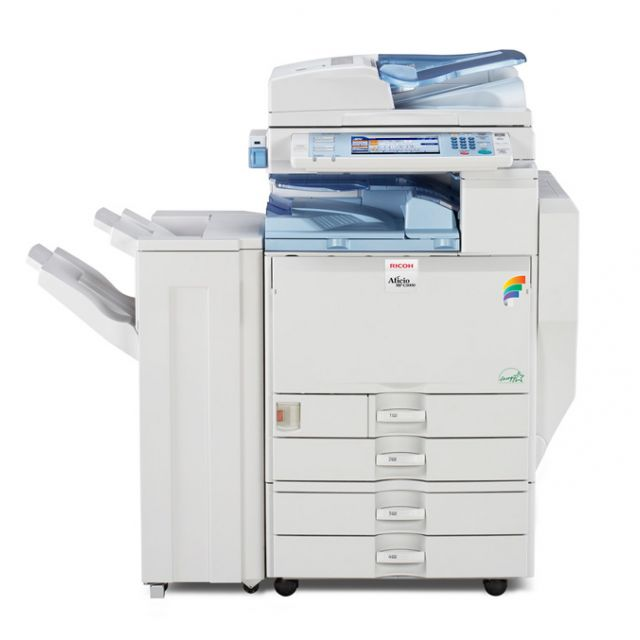 Ricoh Aficio MP C5000 Copier