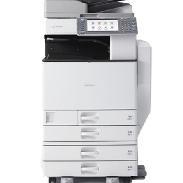 Ricoh Aficio MP C5002 Copier