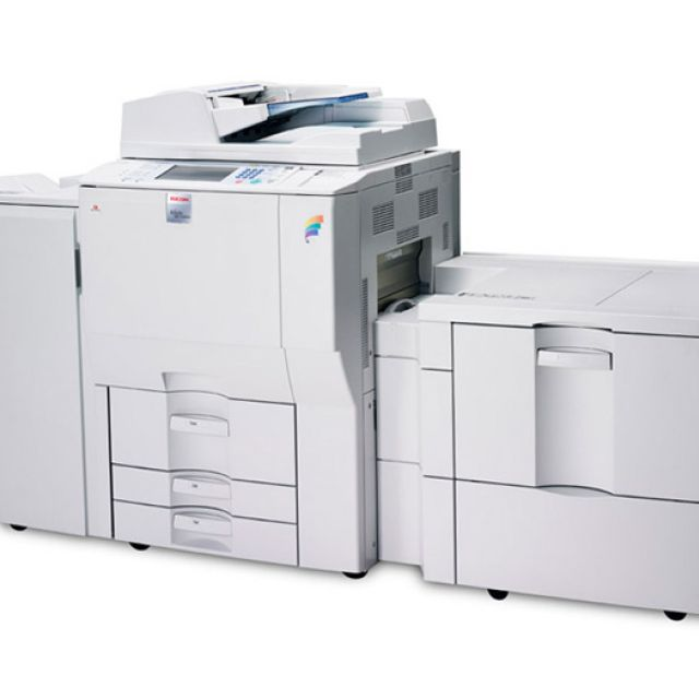 Ricoh Aficio MP C6000 Copier
