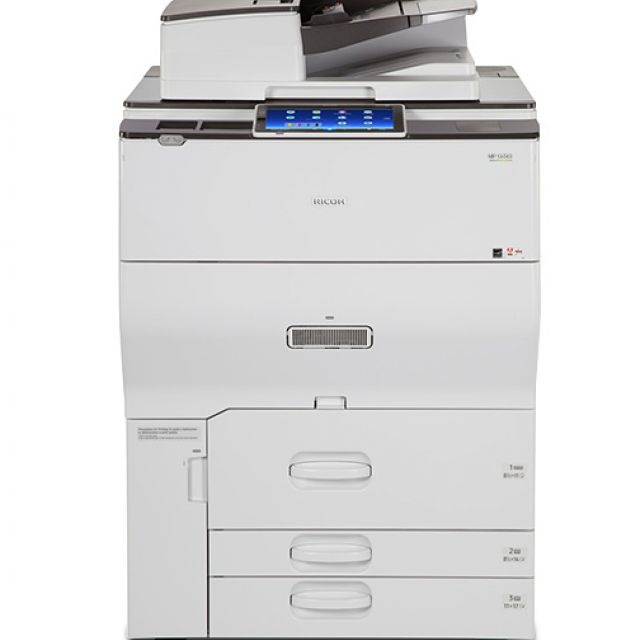 Ricoh Aficio MP C6503 Copier