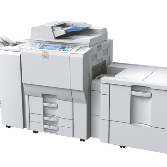 Ricoh Aficio MP C7501 Copier
