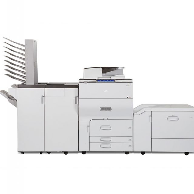 Ricoh Aficio MP C8003 Copier