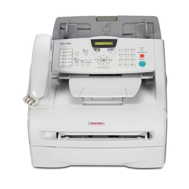 Ricoh FAX 1190L Copier