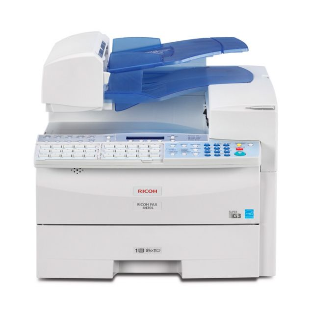 Ricoh FAX4430L Copier