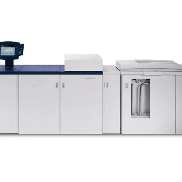 Xerox DocuColor DC 8000 Digital Press Copier