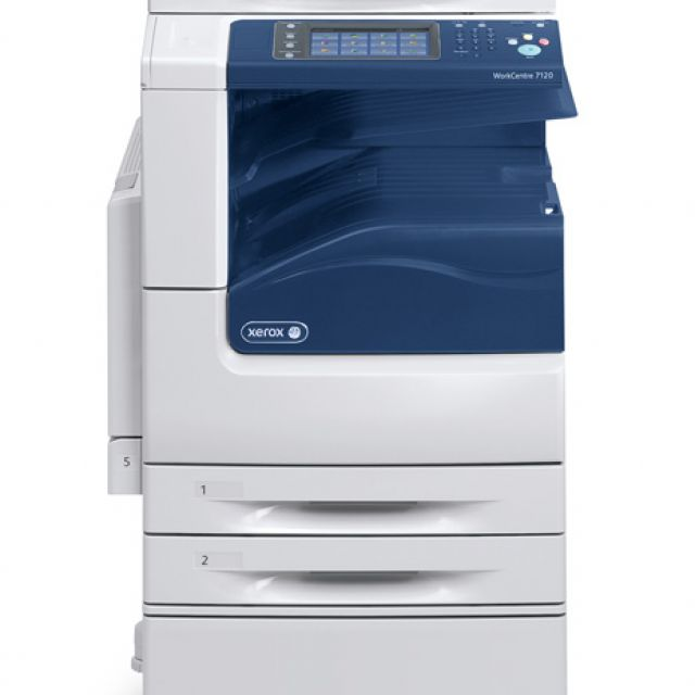 Xerox WorkCentre WC 7120 - Xerox copiers Chicago - Color MFP