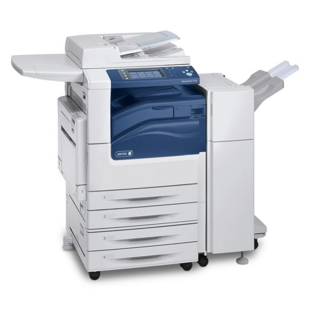 Xerox WorkCentre WC 7125 Copier