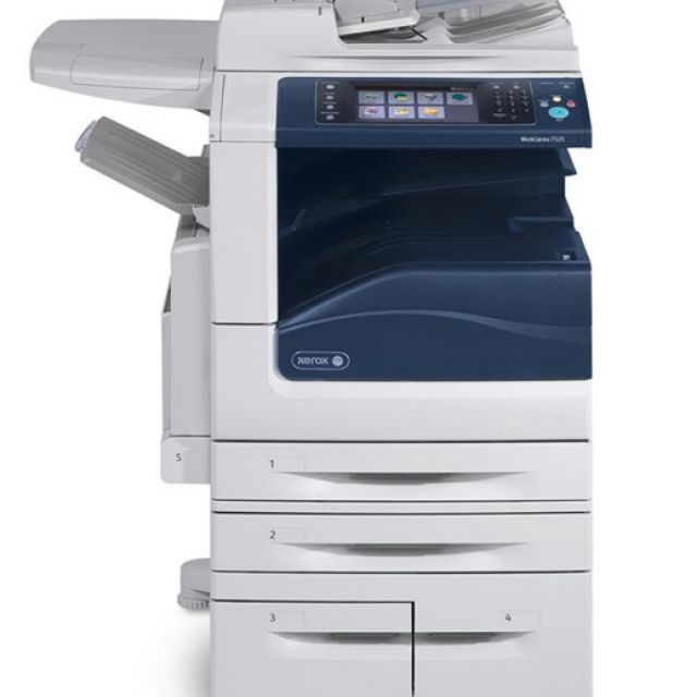 Xerox WorkCentre WC 7545 Copier