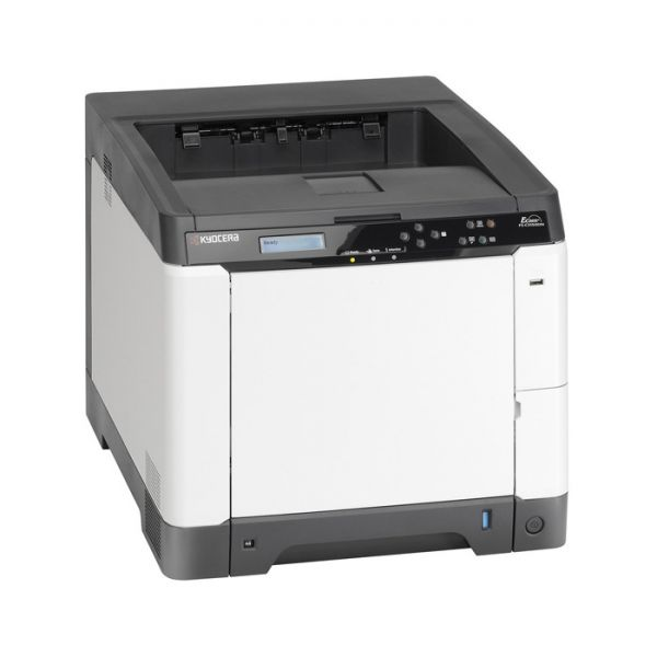 how to get kyocera printer online