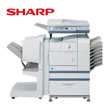 Sharp multifunction printers