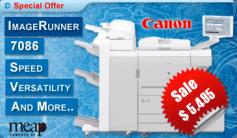 Canon imageRUNNER 7086 copier